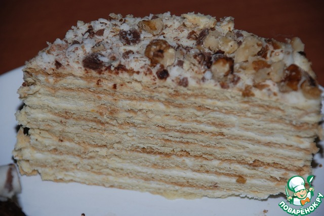 торт штефания рецепт с фото пошагово