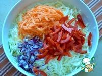 """Салат """"Коул-Слоу"""" ингредиенты"""