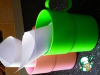 Вафельные трубочки с белковым кремом ингредиенты