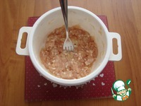 Суфле куриное из СВЧ ингредиенты