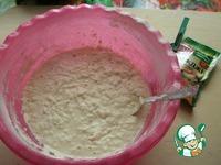 """Тесто для жареных пирожков """"Всегда удачное"""" ингредиенты"""