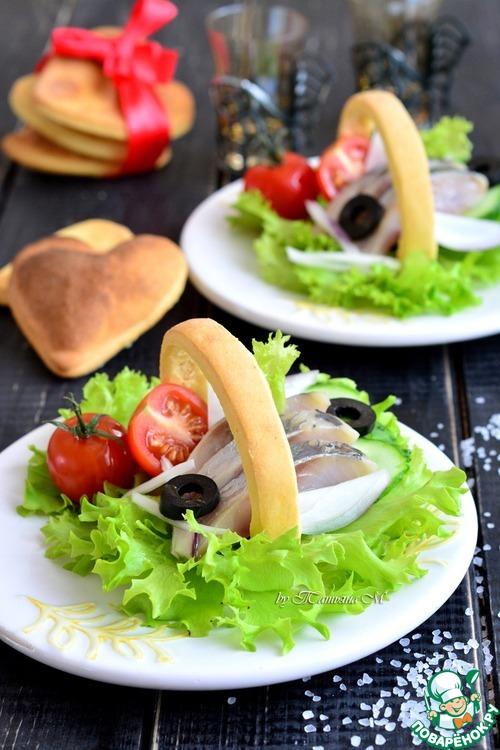 Мир салатов и закусок фото