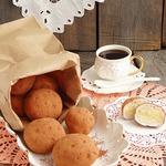 Бисквитное пирожное «Картошка»