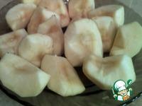 Мятный зефир на агаре ингредиенты