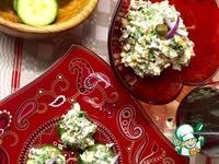 """Закуска из копченой форели """" Праздничная"""" ингредиенты"""