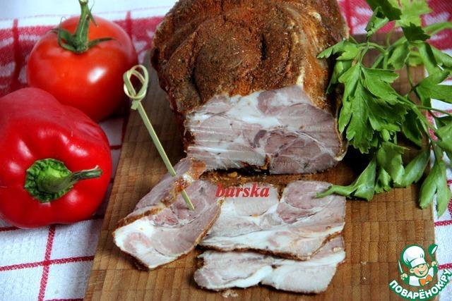 мясной орех рецепт фото