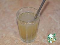 Канапе с желированной каракатицей ингредиенты