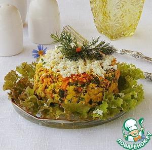 салат пикантный