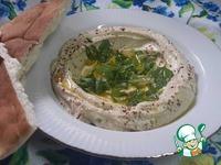 """Салат """"Хумус"""" ингредиенты"""