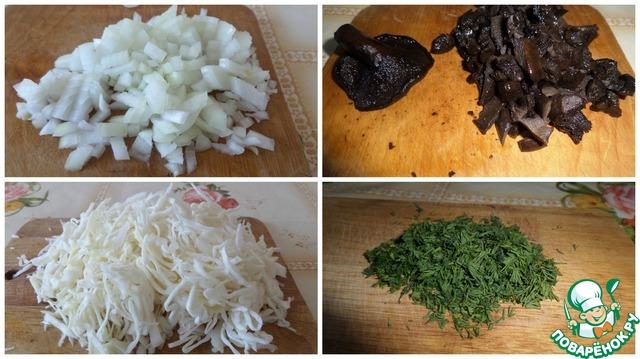 Как сделать капусту с рисом