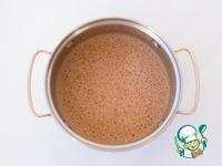 Шоколадно-зефирное мороженое ингредиенты
