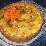 Открытый пирог Неженка