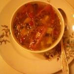 Суп картофельно-вермишелевый