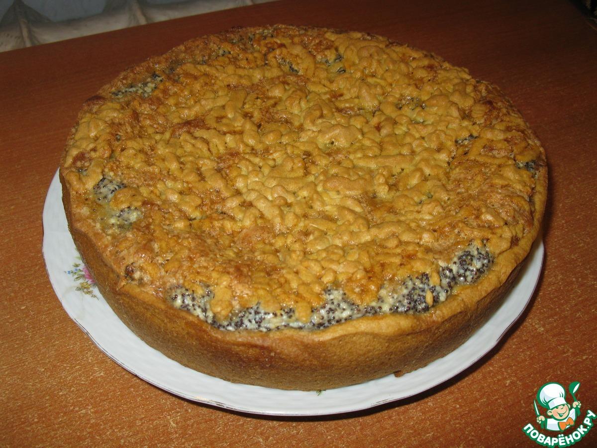 Пирог на скорую руку со сгущёнкой рецепт пошагово