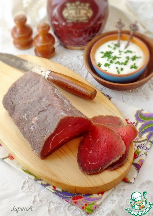 Рецепт из французской кухни на новый год