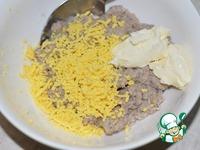 Форшмак в картофеле ингредиенты