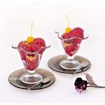 Зефирно-вишневое мороженое