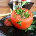 Быстрые закусочные помидоры