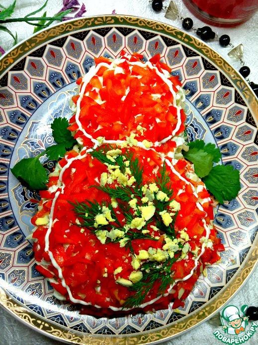 Открытка салат