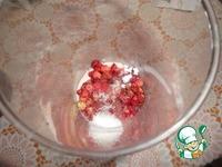 Землянично-йогуртовый соус ингредиенты