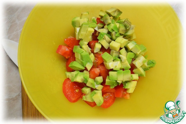 простой салат правильного питания
