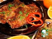 Маринованная запеченная свинина по-кубински ингредиенты