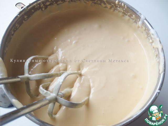 Крем для медового торта фото