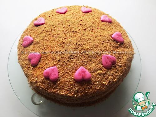 Как испечь торт с пошаговыми фото