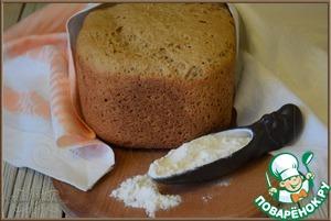 Ржаной хлеб быстрый