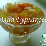 """""""Янтарное"""" варенье из кабачков"""