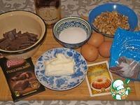 """Кекс с шоколадом """"Бархатная ночь"""" ингредиенты"""