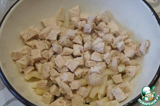 филе курицы для детей рецепт