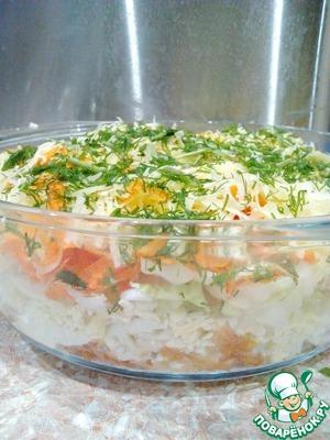Рецепты салатов с морковкой