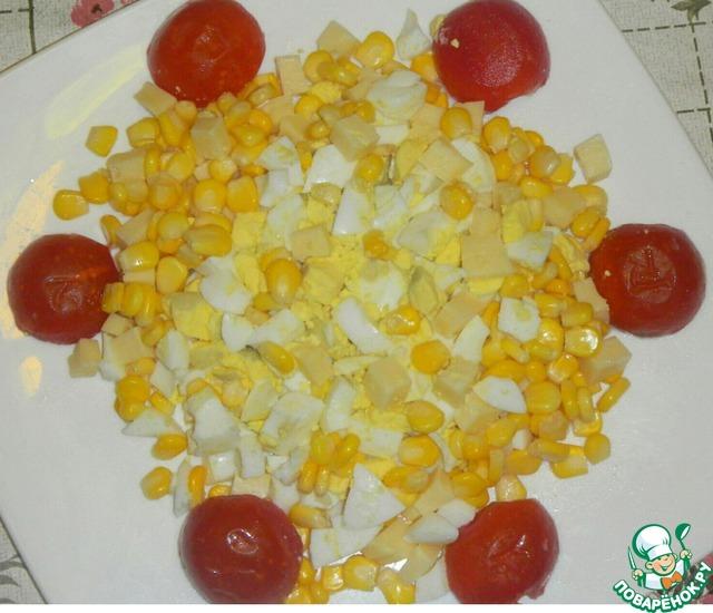 Рецепты мясо с томатом