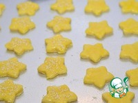 Кукурузное печенье ингредиенты
