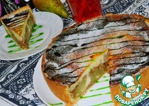 пирог с грецкими орехами в мультиварке рецепты