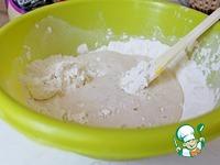 Булочки с творогом в сливочной заливке ингредиенты