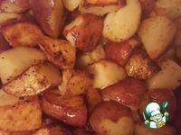 Картофель на молоке quot;От Лёнчикаquot; ингредиенты