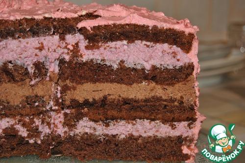 Свадебный торт с сиреневыми розами фото 6
