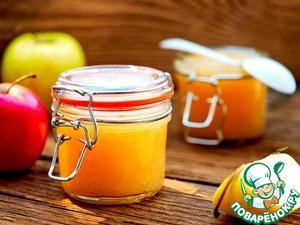 Рецепт: Яблочный мусс