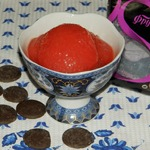 Черешневый десерт на зиму