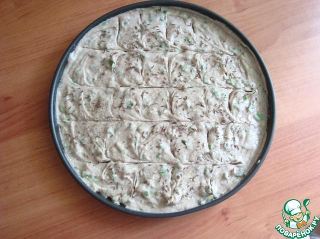 луковая лепешка рецепт в духовки