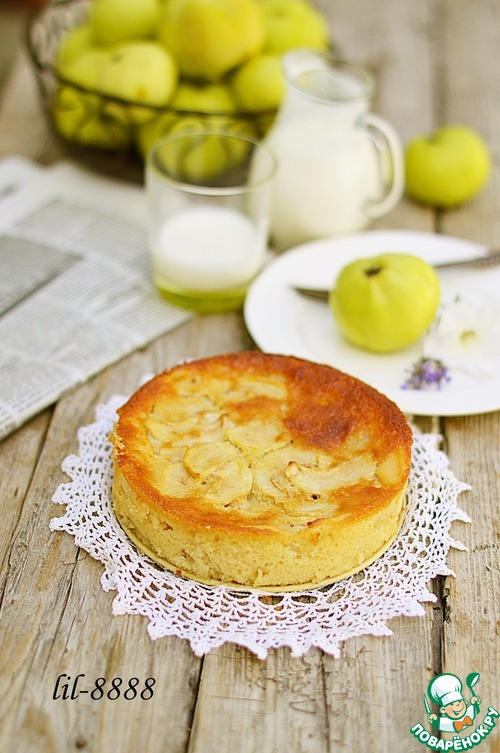Яблоки в тесте рецепт поваренок