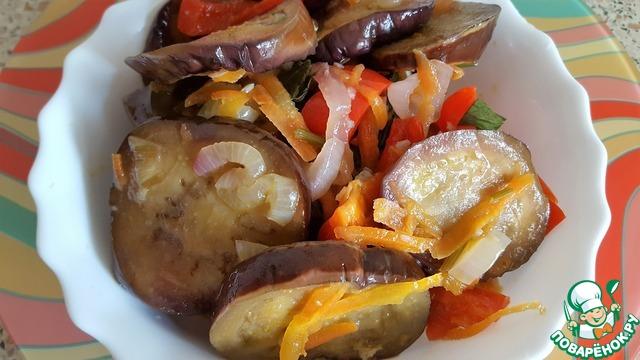 Баклажаны любимые рецепты с фото
