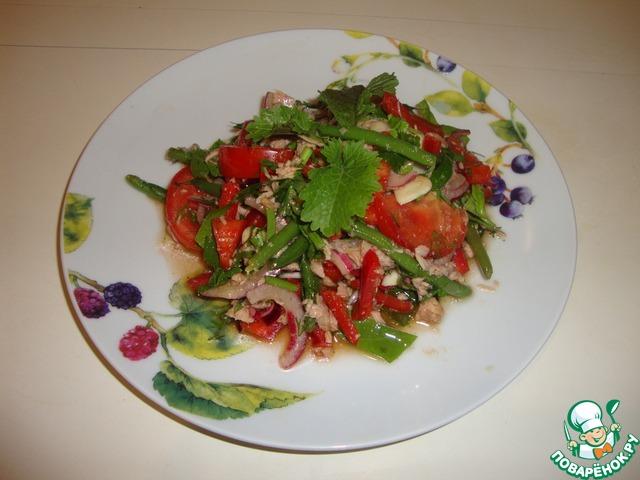 Поваренок рецепты с салаты