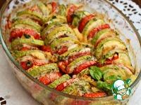 Легкая овощная запеканка с куриной грудкой ингредиенты