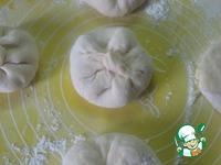 """Пирожки картофельные """"Цветы"""" ингредиенты"""