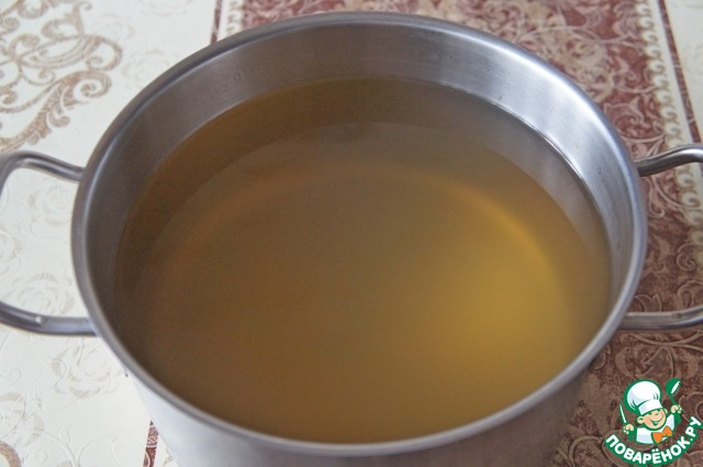 Простой суп из лосося рецепт с фото