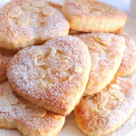 Печенье творожно-миндальное
