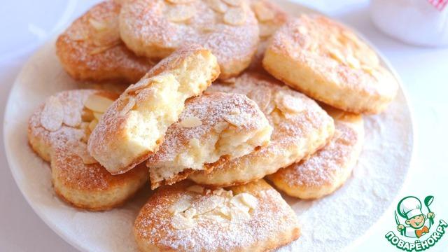 Печенья творожные рецепт с пошагово